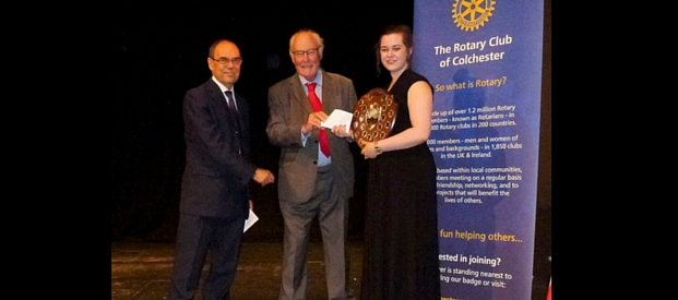 Rotary Musician of the year 2016 blog image