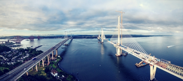 Queensferry Crossing Opens - Three Bridges Spanning Three Centuries