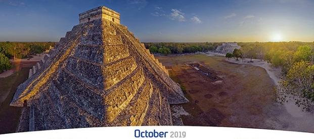Pyramid October 2019