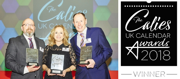 A Trio of Awards at The Calies