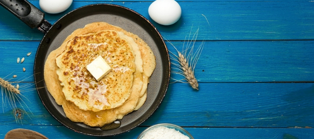 Shrove Tuesday - it's not just all about the Pancakes!