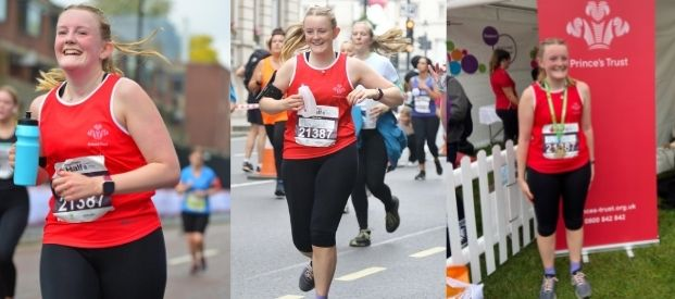Florence Rose Runs her Second Half Marathon in a Month