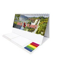 Wild Planet Note Station Desk Calendar
