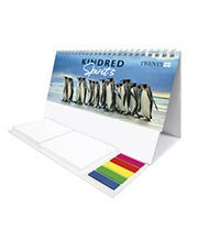 Kindred Spirits Note Station Desk Calendar