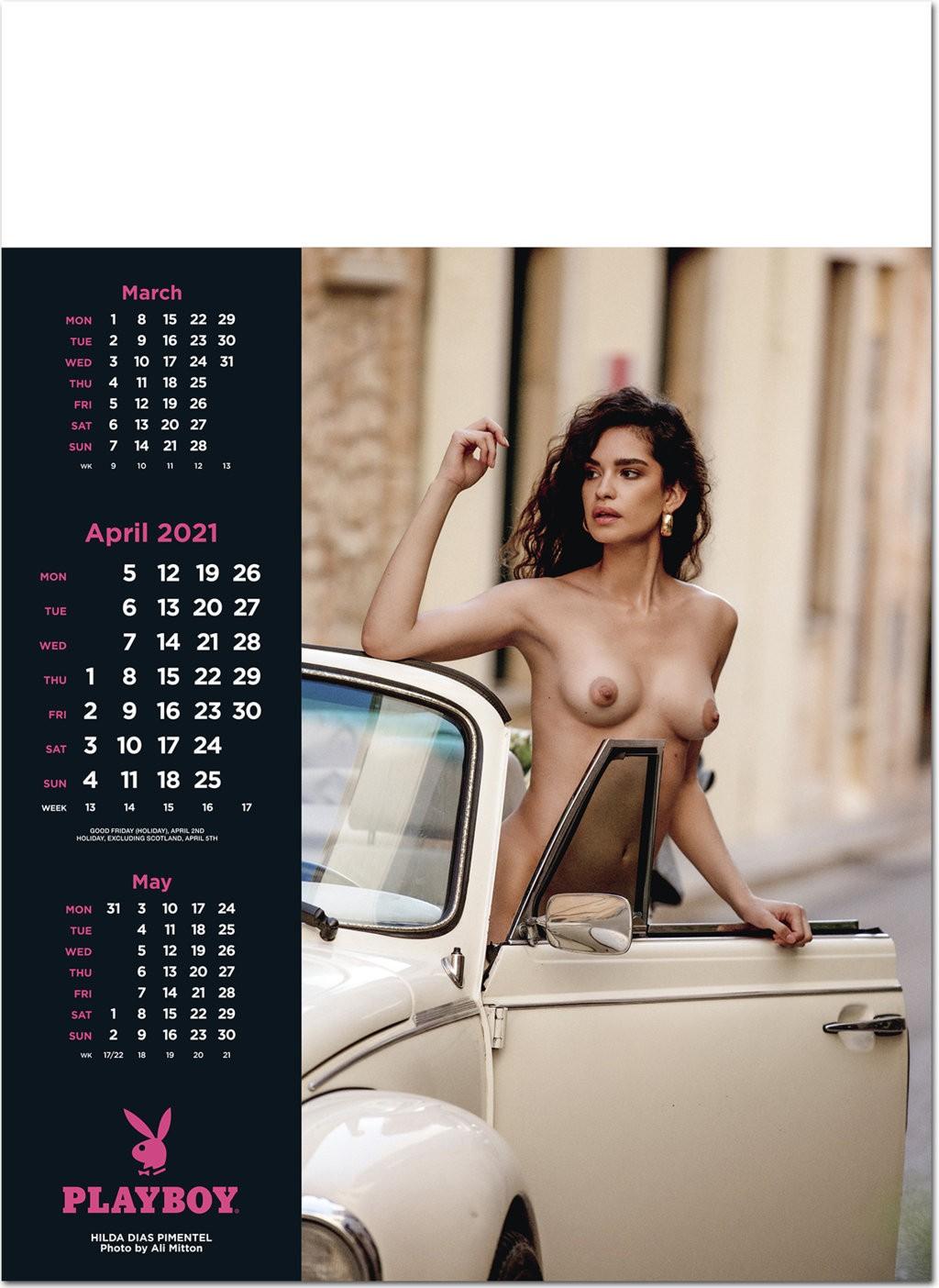 Playboy April 2021