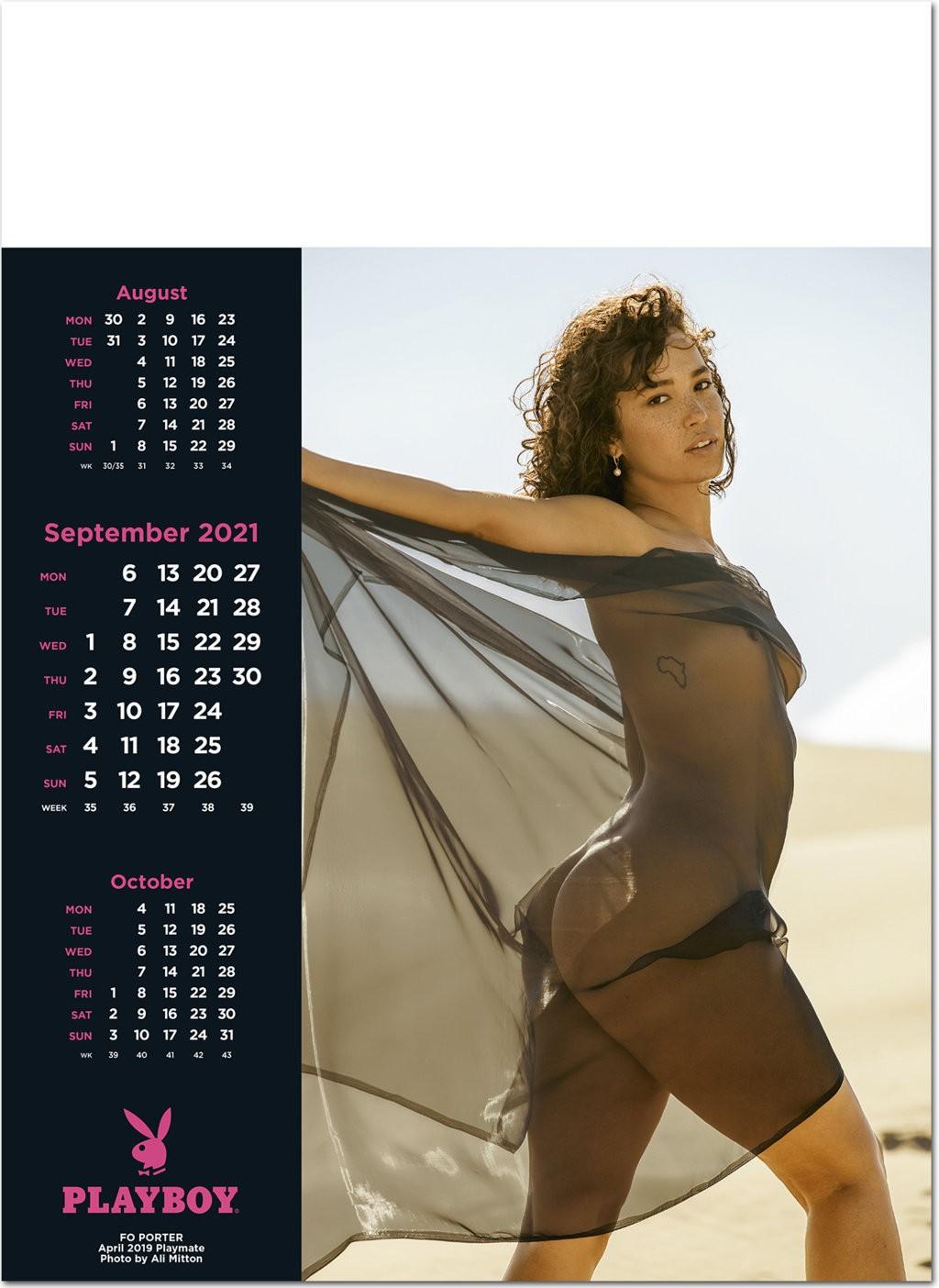 Calendario Playmen 2021 Playboy Calendar 2021   Rose Calendars