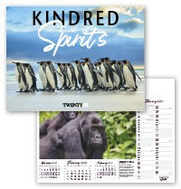 Kindred Spirits Calendar