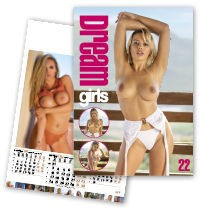 Dream Girls Calendar
