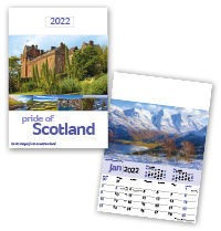 Pride of Scotland Calendar