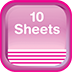 Notepad - Sheets 10