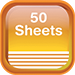 Notepad - Sheets 50